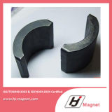 Y30アークのセグメントによって焼結させる堅い亜鉄酸塩モーター磁石