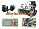 Máquina de derramamento lisa do tear do jato de água do bocal Jlh408 dobro de alta velocidade