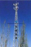 De Communicatie van Drie Buis van lage Kosten Monopole Toren Van uitstekende kwaliteit