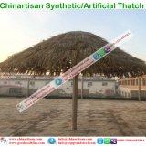 PE/PVC kunstmatige Palm Synthetische Thatch De Paraplu van het Strand van het dak