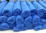Tissu de peignoir de Microfiber/essuie-main de sports