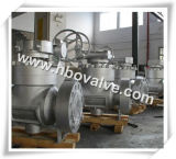 Cast Steel Flanged Top Entry Ball Valve (DQ4)