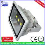 AC85-265V Epistar PFEILER IP65 Aluminiumflutlicht des gehäuse-150W LED