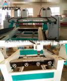Высекать автомат для резки деревянной гравировки маршрутизатора CNC деревянный