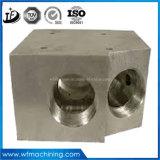 De Delen van het Afgietsel van de Matrijs van het Aluminium van de hoge Precisie met OEM en het Aangepaste CNC Machinaal bewerken