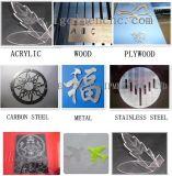 цена резца и автомата для резки лазера CNC СО2 3D используемое для резать Arylic