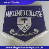 Mamufacturer de la bandera de encargo de la concesión del club del poliester