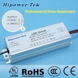 40W imperméabilisent IP65/67 le gestionnaire extérieur du bloc d'alimentation DEL avec la garantie 5years