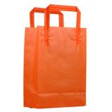 Раговорного жанра напечатанные таможней хозяйственные сумки HDPE (FLL-8349)