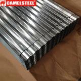 Baumaterial-Zink-überzogene gewölbte Dach-Blätter von China Manufactors