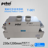 6熱するゾーンPCBはんだ付けする機械Puhui T-961