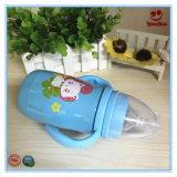 Bottiglia di alimentazione larga del bambino dell'acciaio inossidabile del collo