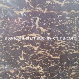 Golden poco costoso Flower Marble Floor Tile per Kitchen, Bathroom, Backplash