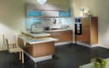 Alto brillo blanco UV Junta de MDF de melamina para gabinete (dB-002)