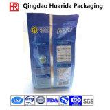 Aluminiumfolie-lamellierter Nahrung- für Haustiereverpackenbeutel mit Reißverschluss