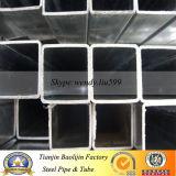 10#, 20#, tubo d'acciaio rettangolare laminato a caldo 45#