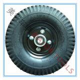 rotella di gomma pneumatica 10inch; Rotella della carriola