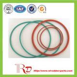 FDA O-ringen van het Silicone van de Douane van de Rang van Flgb de Goedkope Kleurrijke