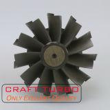 Asta cilindrica della rotella di turbina di T04b