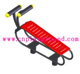 옥외 Fitness Outdoor Back 및 Waist Stretching Machine (HD-12806)