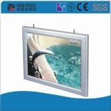 Doble Lados Publicidad Display LED Caja de luz