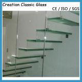 Vidro Tempered do vidro de vidro laminado/segurança/edifício