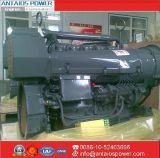 Turbo laadde na het Koelen van de Dieselmotor van de Brandstof Consumption220g