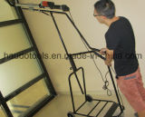 Chorreadora eléctrica Dmj-700A-1L de la mampostería seca del pulidor de la pared de Girrafe con la luz del LED
