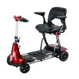 4 колеса компактируют самокат перемещения складной для Disable
