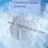 Citrato di Clomiphene anabolico della polvere dell'ormone steroide di purezza di 99%/Clomid