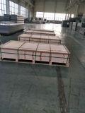 Color de madera ACP de la pared interior o el panel compuesto de aluminio para el material de construcción al aire libre