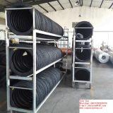 Schlauchlose, lange Lebensdauer, Gummireifen 110/90-16 des ISO-Nylonmotorrad-6pr