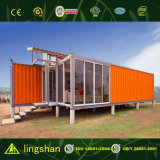 Casa prefabricada del envase para Tailandia (LS-HJ-077)