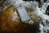 Cargador original 10000mAh de la batería de la potencia del teléfono móvil de la batería solar de la fábrica con el Ce aprobado