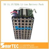 Li-ione Battery High Capacity 18650 Battery Pack di 11.1V 50ah