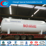 Sale caldo GPL Transport Tanks Pressure Tank 50cbm Gas Tank GPL Storage Tank