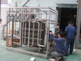 Impianto di per il trattamento dell'acqua del blocco per grafici d'acciaio