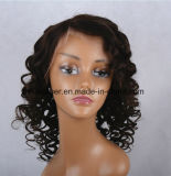Hot 100% brasileiro Cabelo Humano Full Lace Wigs