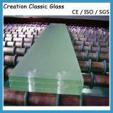 8 mm + 1.52 PVB + 8 mm maakten Gelamineerd Glas aan