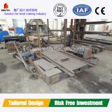 Maquinaria de fabricación de bloques para planta de ladrillos de cemento