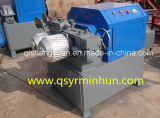 Semiautomática de residuos de caucho de caucho de fabricación de la máquina para producir goma de miga