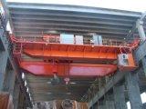 Travelling de arriba Crane para Foundry (QDY) Foundry Bridge Crane