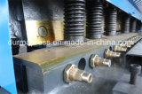 Máquina de estaca inoxidável da chapa de aço de QC12y 10X3200
