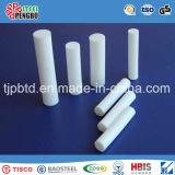 Expulso em volta da barra plástica contínua transparente do PVC Rod