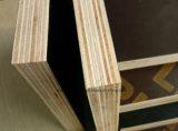 la película de Brown del pegamento de la melamina de 18m m hizo frente a la madera contrachapada