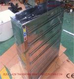 Ventilador refrigerando instalado da parede de Ventailation para a casa das aves domésticas