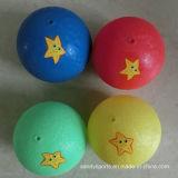 Изготовление шарик спортивной площадки PVC 5 дюймов