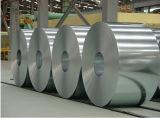 Placa de la bobina de la hoja de acero del Galvalume para el material de construcción