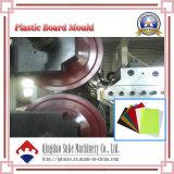 PVC 증명되는 세륨을%s 가진 플라스틱 장 압출기 기계