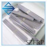 Tiras de barra plana de fibra de vidro de fibra de vidro GRP de longa duração